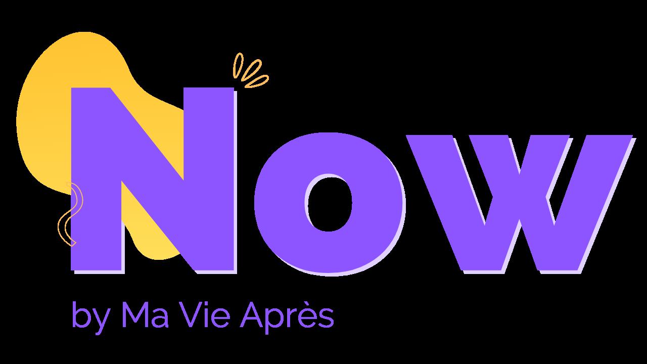 Logo Now by Ma Vie Après